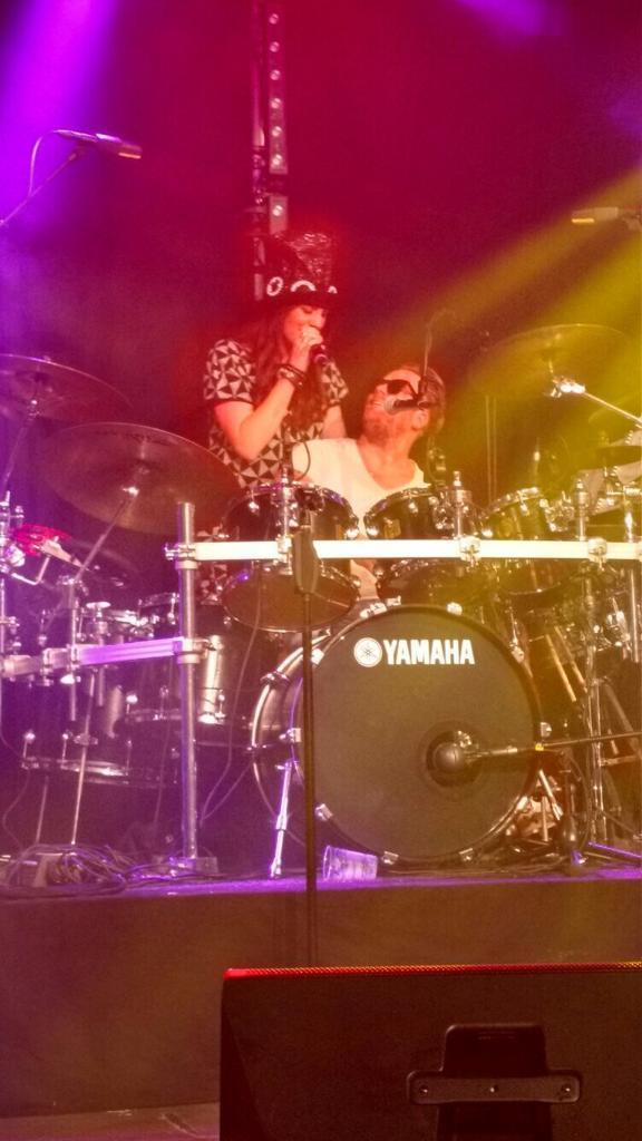 Eddy en Melissa van Belleghem – Phoenix Coverband