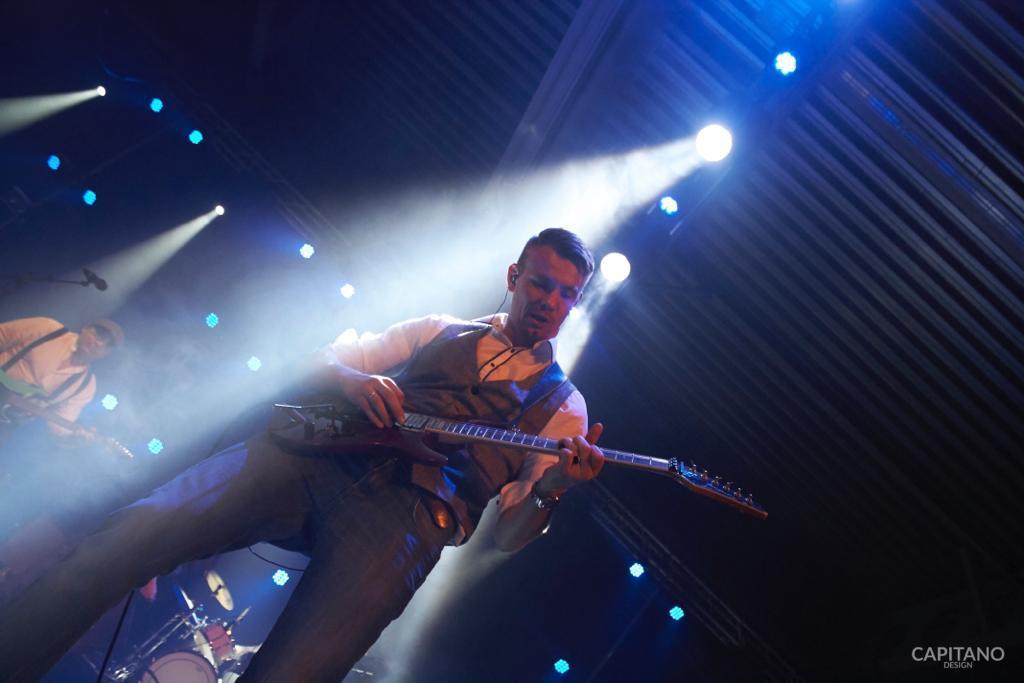 Tim Laan – Phoenix Coverband