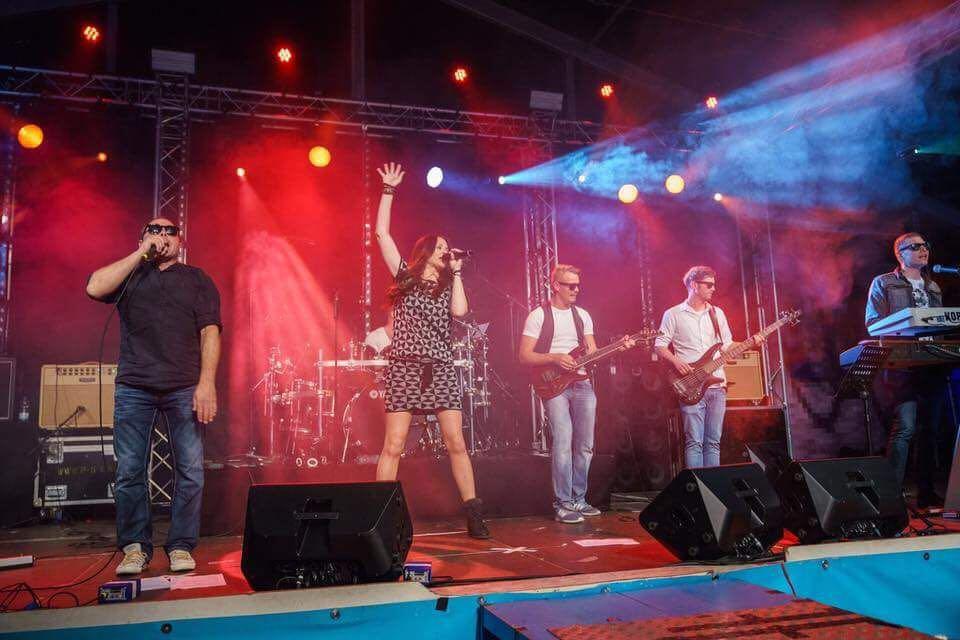 Phoenix Coverband - Bruiloft en partyband
