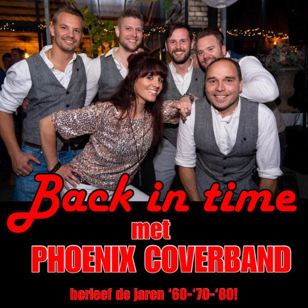 Phoenixcoverband.nl - feestband partyband